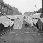 Quartier de Byker, Newcastle upon Tyne © Martine Franck, Magnum Photos