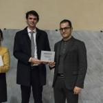 Lorenzo Bertolin premia Talaei Siavash