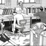 Junji Ito, Dissolving Classroom