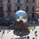 Tomas Saraceno, Aerosolar Journeys, 2018
