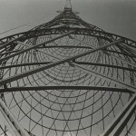 The Shukhov tower. Moscow © A. Rodchenko – V. Stepanova Archive/ Multimedia Art Museum, Moscow