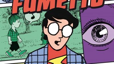 Capire, fare e reinventare il fumetto, Cover