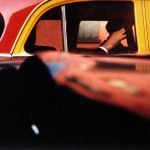 3.Saul Leiter, Taxi, New York, 1957