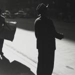 4.Saul Leiter, Le borse, 1950 ca