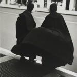 6.Saul Leiter, Il vento,1953 ca