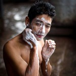 Roth---Myanmar-Sailor-washes-face