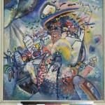 1. Kandinskij, La Piazza Rossa_l