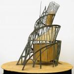 9. Tatlin, Modello del Monumento alla Terza Internazionale