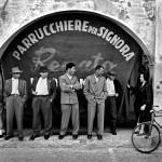 """1.Nino Migliori, dalla serie """"Gente dell'Emilia"""", 1957"""