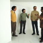 Enrico Castellani, Giorgio Franchetti, Gino Marotta, Achille Bon