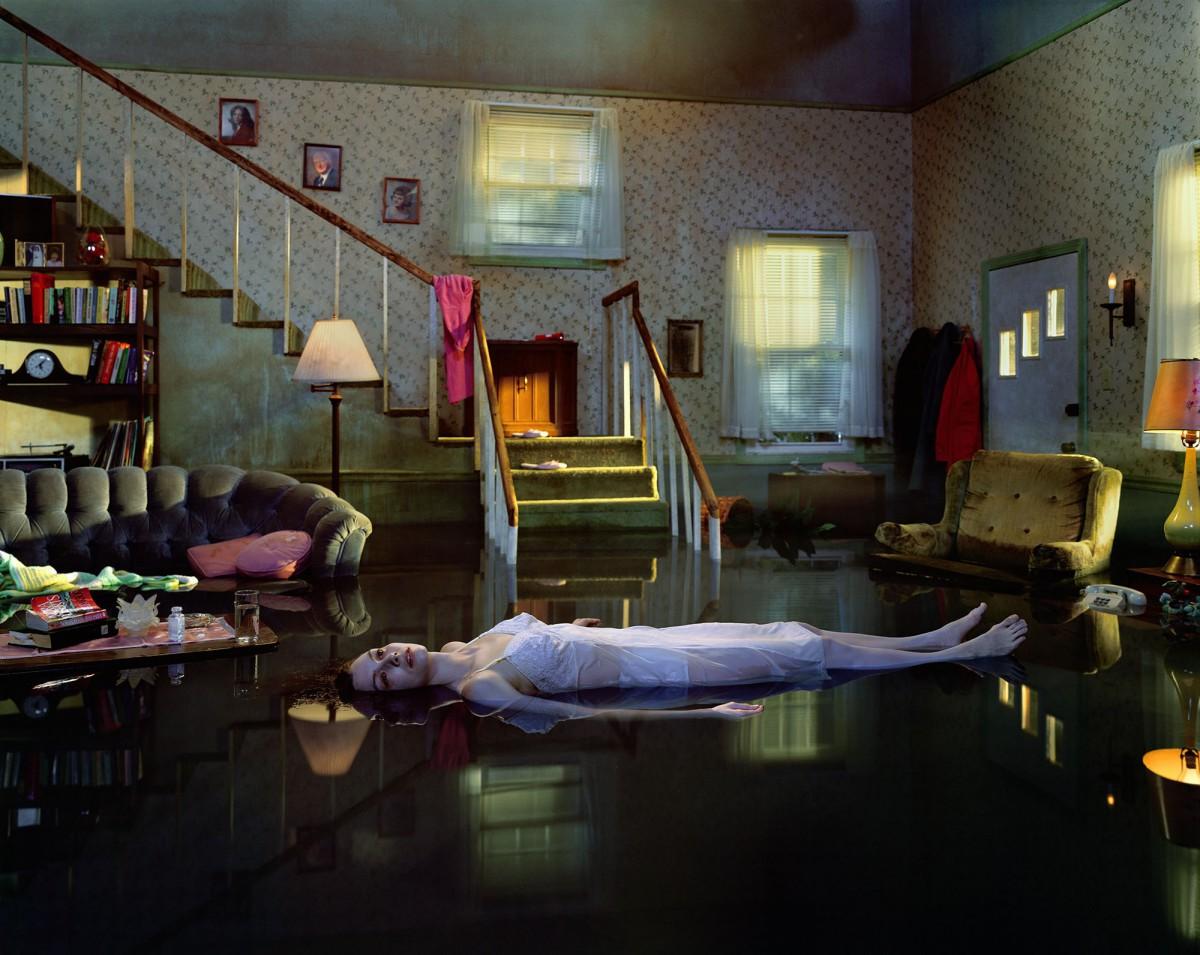 Gregory Crewdson di Ben Shapiro, 2012