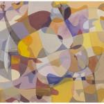 Vincenzo Balsamo, Viaggio nella Luce, 1985, Tempera su cartoncino, cm 50,5 x 37,5
