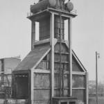 Bernd und Hilla Becher - Quenching Tower Zeche Emscher-Lippe Dattlen, Ruhr II