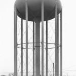 Bernd und Hilla Becher - Water Tower, Toledo, Ohio, USA, 1974