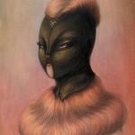 Black-Leathermask_76x61cm_acrylic-on-canvas-r