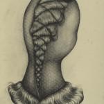 Corset-Face-2_70x50cm_pencil-on-paper-r