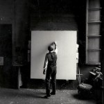 Ugo Mulas, Lucio Fontana, 1965, Courtesy Galleria M&D Arte, Gorgonzola