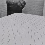 Ugo Mulas, Mario Nigro, 1970, Courtesy Galleria M&D Arte, Gorgonzola
