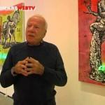 Paul Harbutt al museo Bilotti