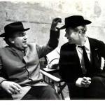 Tazio Secchiaroli_Fellini&Mastroianni 8 1:2