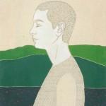 07 Irene Balia, Senza titolo, 2012, olio e grafite su tela, 30x200cm