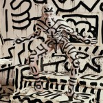 Annie Leibovitz Keith Haring New York City