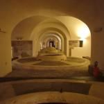 800px-Castro_Pretorio_-_Olearie_papali_alle_terme_di_Diocleziano_-_le_cisterne_1010364