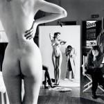 Immagine 3 Autoritratto con la moglie e le modelle Paris 198
