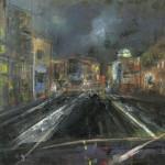 Luci nella notte 50x70