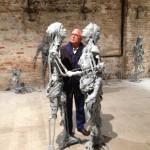 Guido Talarico alla Biennale