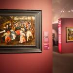 Pieter Brueghel il Giovane, Danza nuziale all'aperto.