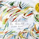 Sandro Rinaldi, Mail Art, La Mamounia