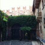 Romeo's balcony