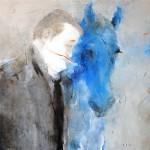 _hum_  oil on canvas 80x80cm 2008