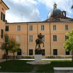 Il centauro di Mitoraj a Pietrasanta