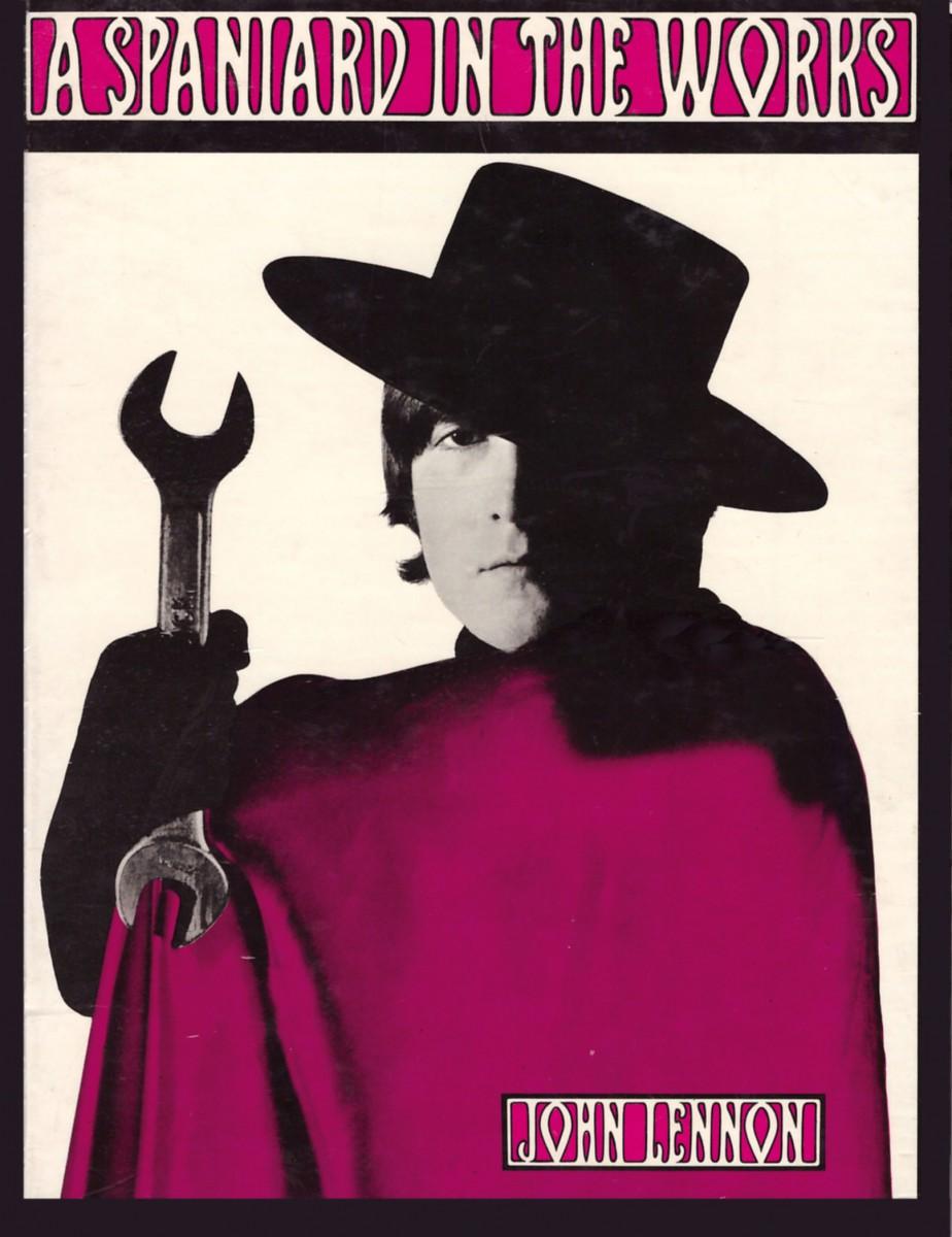 LITERARY-LENNON-A-spaniard-in-the-works,-John-Lennon,-1965