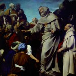 5. Predica di san Raimondo Nonnato Roma Curia Generalizia Me