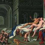 IMMAGINE GUIDA Thyssen Venus y Marte, c. 1600