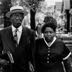 9.Marito e moglie la domenica  mattina,Fort Scott, Kansas, 1949