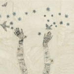 xmas art: Kiki Smith