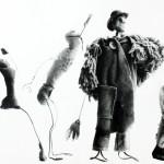 "Ugo Mulas, ""Alexander Calder, Circus"", 1964, Fotografia di Ugo Mulas © Eredi Ugo Mulas. Tutti i diritti riservati Courtesy Archivio Ugo Mulas - Galleria Lia Rumma Milano/Napoli"