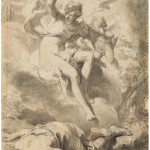 GAETANO GANDOLFI (San Matteo della Decima, Bologna 1734-Bologna, 1802) Venere e Adone morto