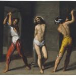 IPPOLITO SCARSELLA, detto SCARSELLINO (Ferrara, 1551 c. – 1620) Flagellazione di Cristo