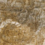 A Deluge by Leonardo da Vinci