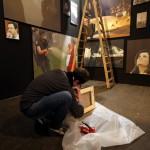 Allestimento galleria Miguel Aguirre y Gallery New York, USA