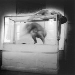 Francesca Woodman, Space 2, 1976, 25.4x20.3 cm