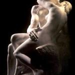il bacio, Rodin