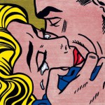 Kiss V, Roy Lichtenstein