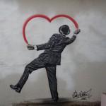 Nick Walker, street art in Paris