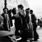 Le baiser de l'Hôtel de Ville, Robert Doisneau